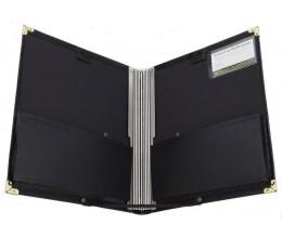 The Deluxe Black Folder