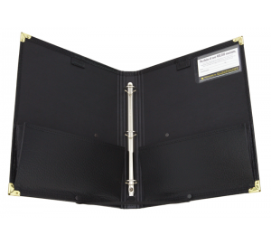 The Ringbinder with 1-inch rings