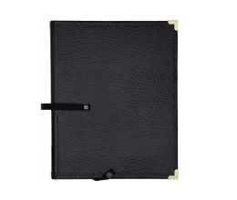 Choir RingBinder with Two Expanding Pockets