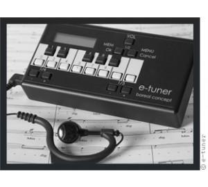 The e-tuner by Boreal Concept